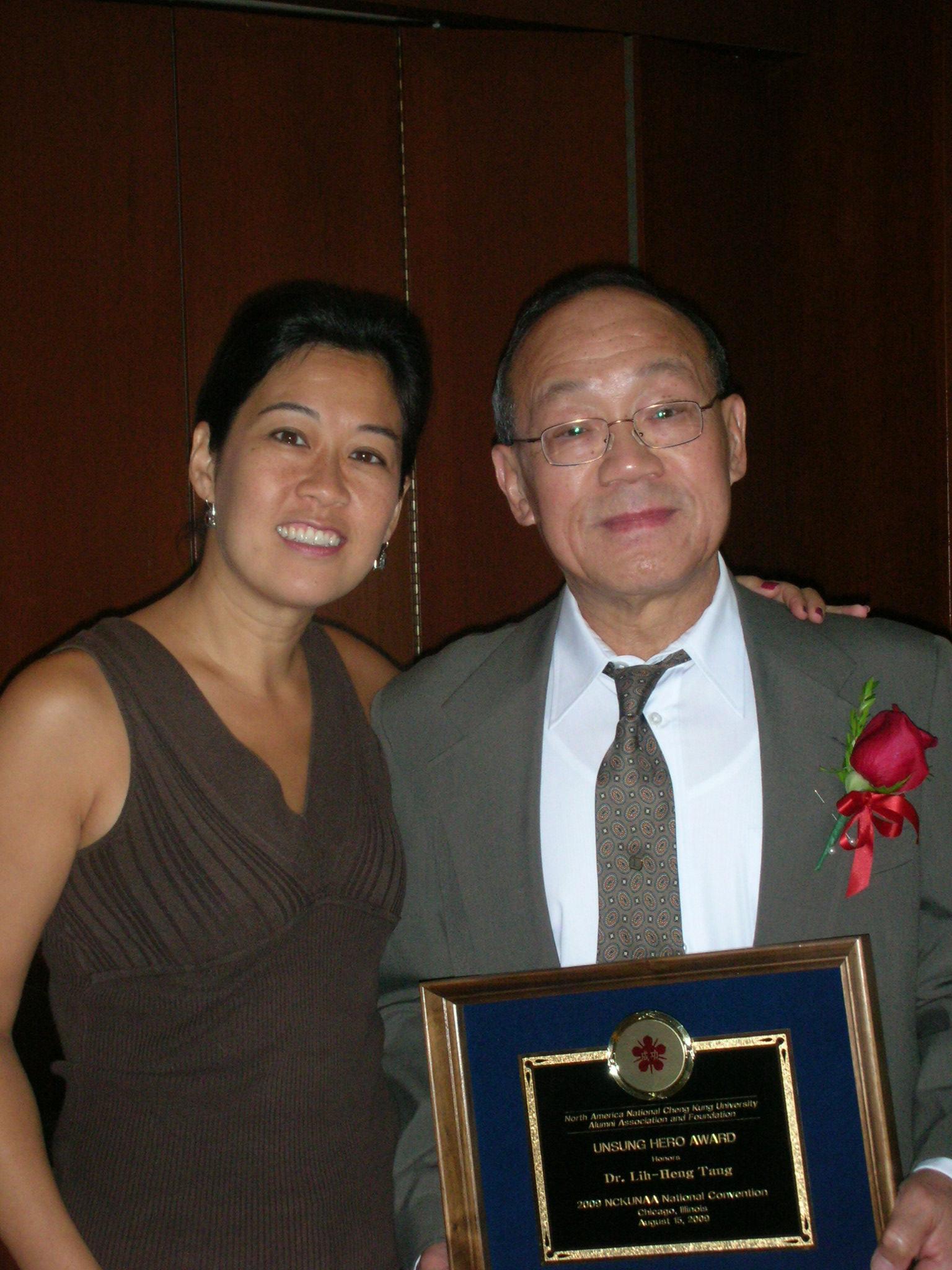 Wendy和她的爸爸